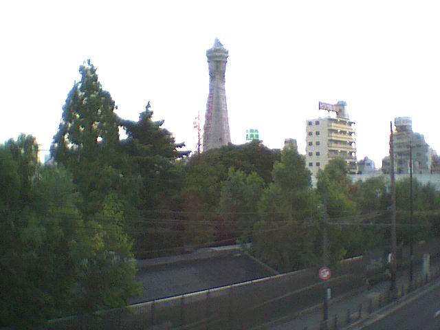 大阪のタワー「通天閣」。東京 ...